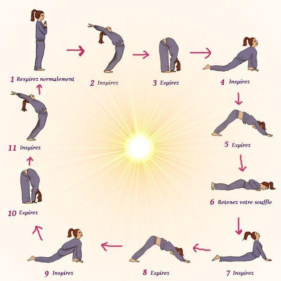 15 minutes de YOGA par jour, pour débutants. Cela vous tente pour évacuer le stress ?: