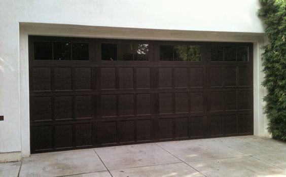 double garage door size with garage window inserts garage design ideas pinterest garage door sizes double garage door and garage doors