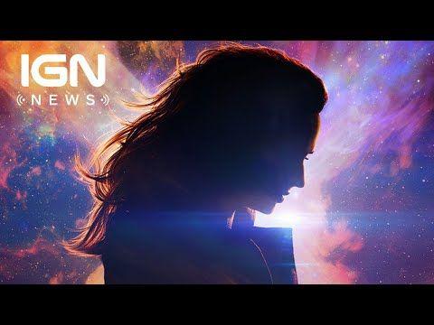 Dark Phoenix First Trailer For Final X Men Movie Debuts Dark Phoenix X Men Phoenix Wallpaper