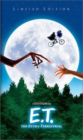"""""""E.T. The Extra-Terrestial"""" (1982) Drew Barrymore ,Henry Thomas"""