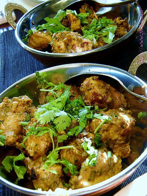 Teekha Murg Tikka – indische Hähnchenspiesse | Foodina