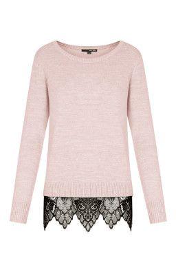 Pinker Pullover TALLY WEiJL