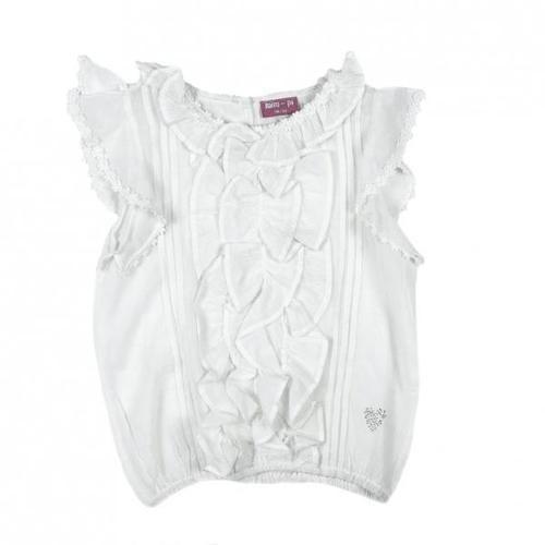 $35 Mim Pi ruffle blouse 4