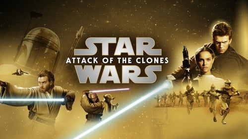 Star Wars Episode Ii Attack Of The Clones Hindi Dubbed Movie In Hd Filme Pipoca Star Wars Filme Star Wars