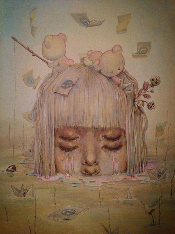 Chiara Bautista Amor Liminal - Arte en Taringa!