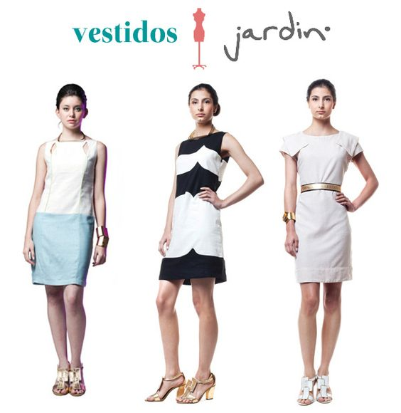 Jardin Summer 2012 | dresses