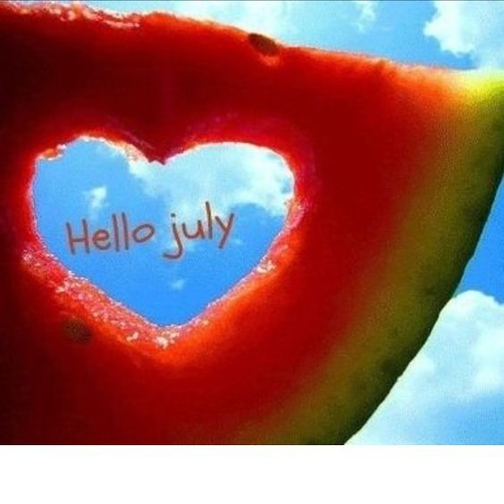 Hello #july Its going to be a busy month here with a new social media gig #gym and #birthdays galore! What are you looking forward to this month? #july #summer #hot #birthdays #july4 #cookouts
