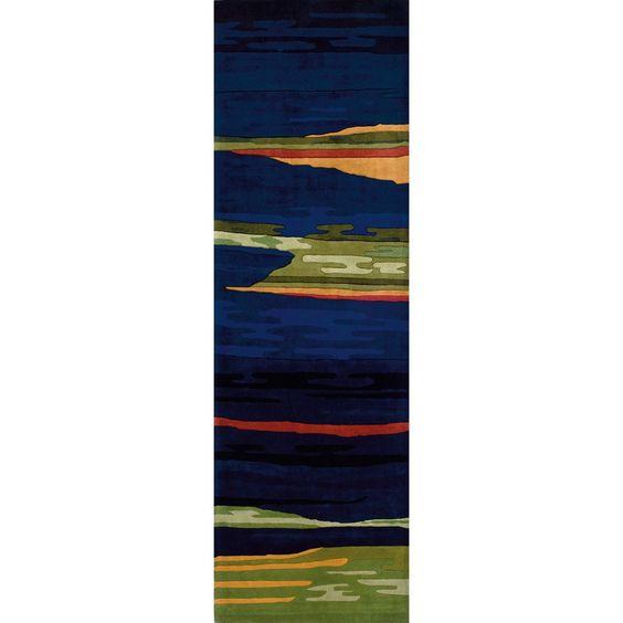 Momeni New Wave Gabbeh Hand-tufted Area Rug