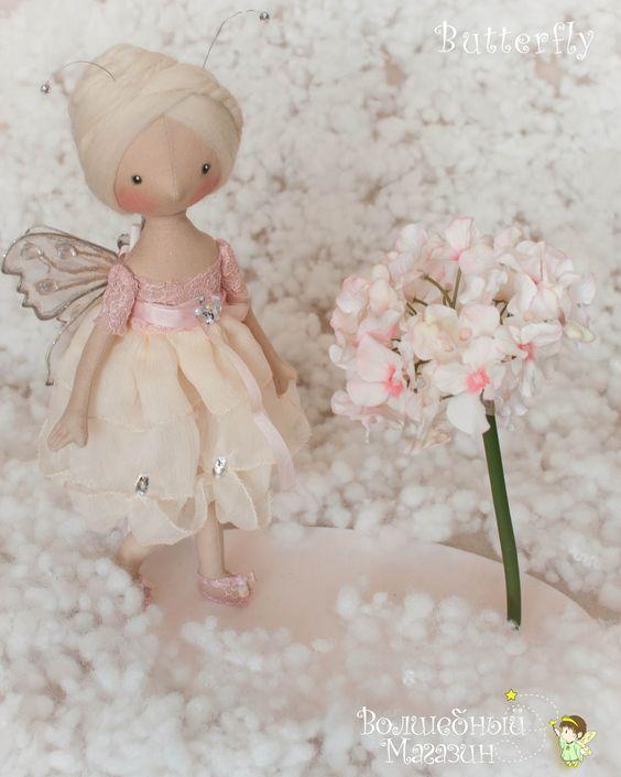 Волшебные куклы: Butterfly: