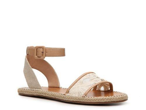 Jessica Simpson Merlita Flat Sandal