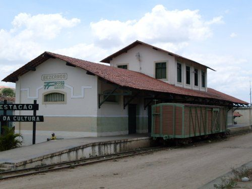 Estação da Cultura - Bezerros