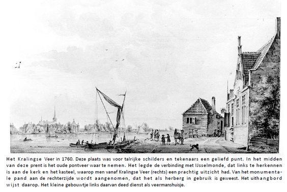 1760 - Pontveer Kralingseveer