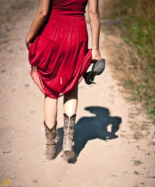 Feminine…With Cowgirl…