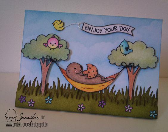 Projekt Cupcake: Enjoy Your Day