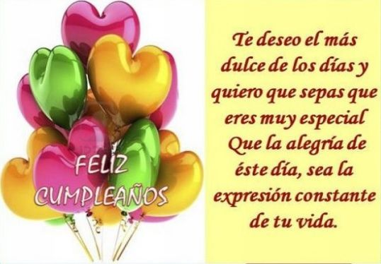 Imágenes Con Frases De Feliz Cumpleaños Para Una Persona Detallista Mensaje De Feliz Cumpleaños Frases De Feliz Cumpleaños Cumpleaños Para Mi Novio
