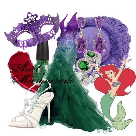 Ariel Masquerade