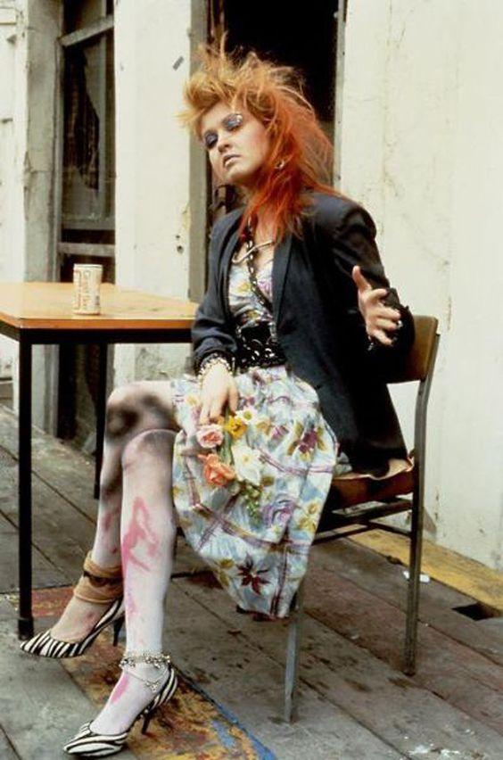 Cyndi Lauper 1980's