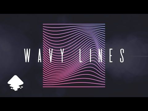 Inkscape Tutorial Wavy Lines Effect Youtube Tutorial Typography Poster Web Design