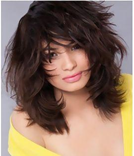 step cut hairstyles for girls | Hair cuts..! | Pinterest | Medium length hairs, Cut hairstyles ...