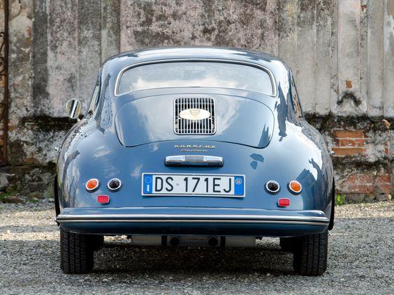 Porsche 356A Carrera Coupe (T1) '1955–57