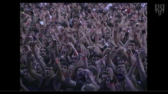 Trivium - 01. Throes of Perdition @ Live at Resurrection Fest 2013 (01/08, Viveiro, Lugo, Spain)