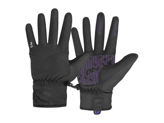 Womens Long Finger Thermal Winter Cycling Gloves For Cold Weather Cycling And Commuting Liv Cycling United States Cold Weather Gloves Cold Weather Gloves