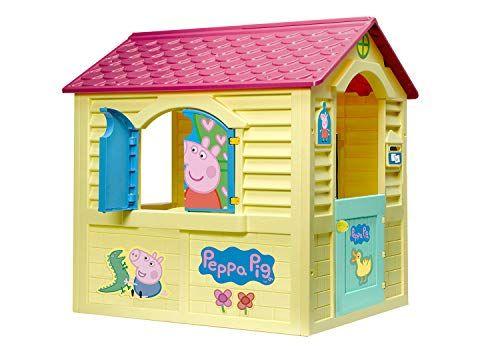 Plein Air 89503 La Maison De Peppa Pig Jeux Peppa Pig Peppa Pig Cabane De Jardin Pour Enfants