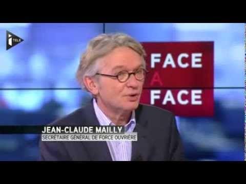Politique - FACE A FACE CHRISTOPHE BARBIER I TELE ET JEAN CLAUDE MAILLY FO 29 JANVIER 2014 - http://pouvoirpolitique.com/face-a-face-christophe-barbier-i-tele-et-jean-claude-mailly-fo-29-janvier-2014/