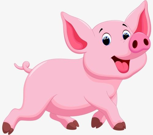 Pig Pig Clipart Cartoon Pig Animal Pig Png Transparent Clipart Image And Psd File For Free Download Pig Cartoon Cute Pigs Animated Animals