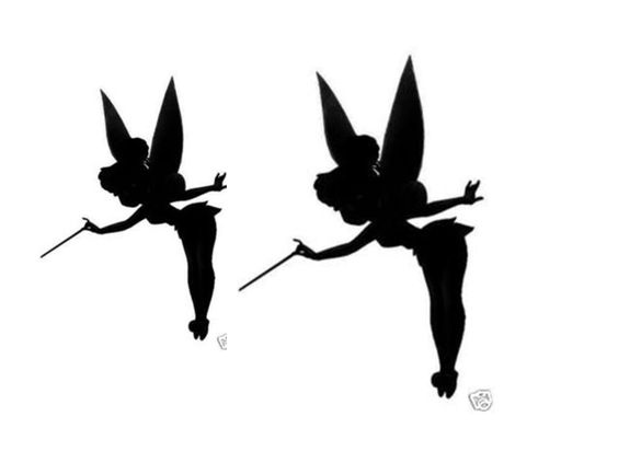 Here Is The Image Template Of Tinkerbell  Home Ideas