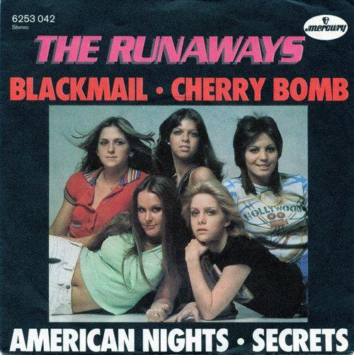 The Runaways Cherry Bomb Vinyl