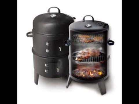 收藏到3 In 1 Use Smoker Set Bbq Grill