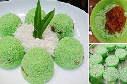 Resep Kue Putu Bambu Tanpa Bambu Lebih Praktis Sama Enaknya Di 2020 Resep Kue Kue Resep