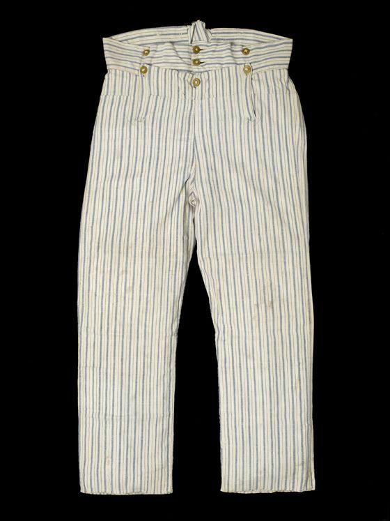 Sailor's trousers 1810.