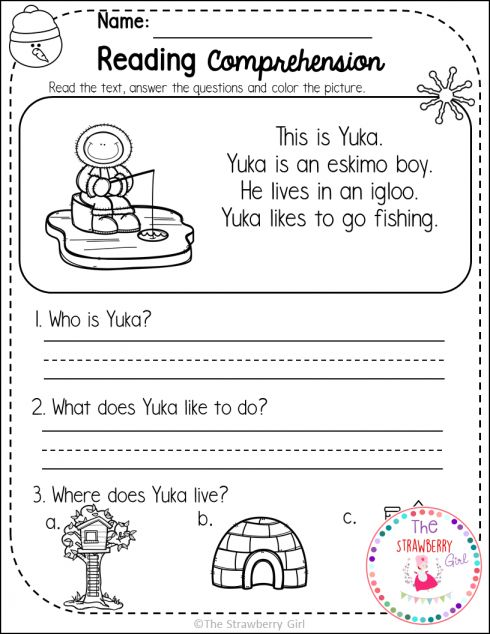 Wh Questions Worksheet For Kindergarten And Kindergarten Reading Comprehension Passage Aulas De Ingles Para Criancas Interpretacao Textual Atividades De Ingles Wh questions for preschoolers worksheets