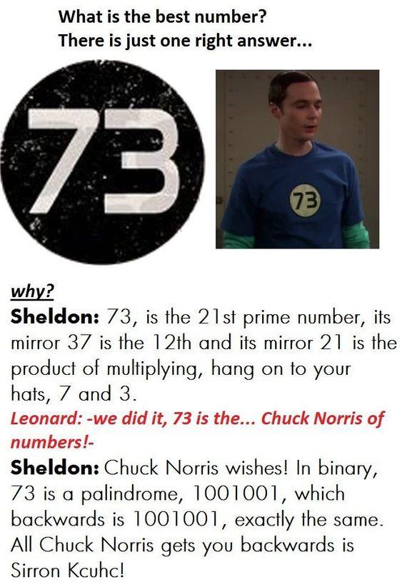 Big Bang Theory and Chuck Norris