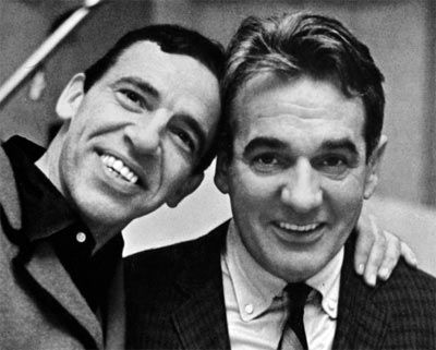 Buddy Rich and Gene Krupa! The two greatest jazz drummers...period