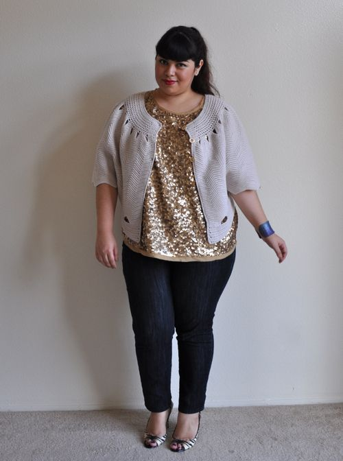 Plus Size Outfit Idea - Plus Size Blogger Jay Miranda | Plus Size