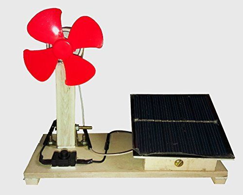 Working Model On Hobby Science Project Kit Solar Renewable Energy Robotic Kits And Accessories Robotics Industrial And Scientific Learning And Education S Science Projects Project Kits Solar