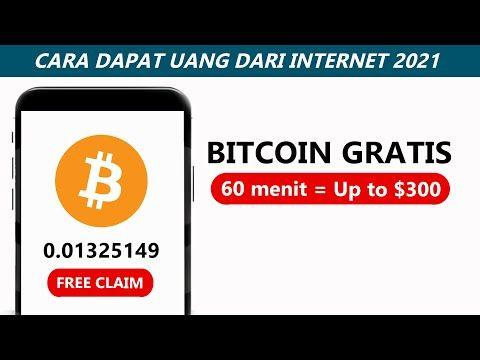 cara dapatkan bitcoin gratis)