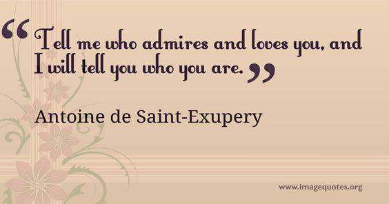 Antoine De Saint Exupery Quotes Images: Pinterest • The World's Catalog Of Ideas