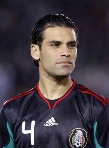 Rafael Márquez Álvarez. Mexican beauty