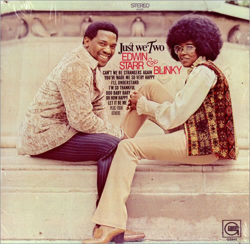 Edwin Starr Just Two Of Us Edwin Starr Funky Music Classic Album Covers