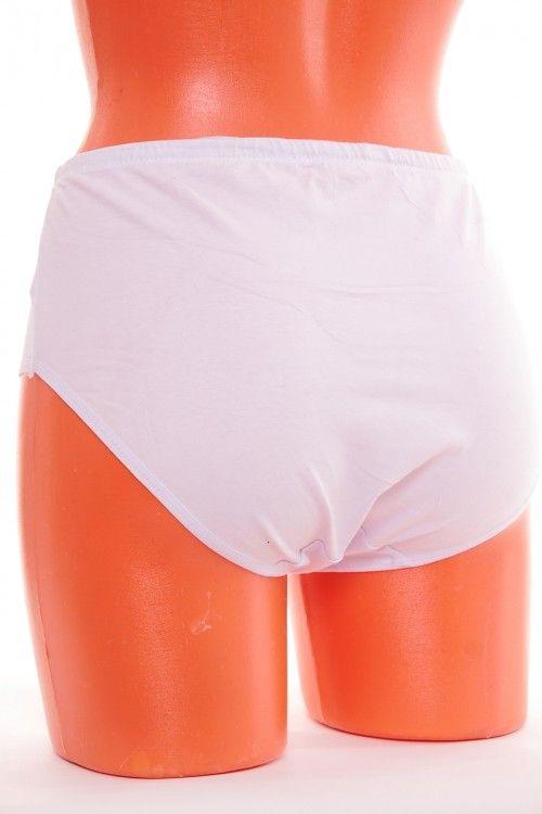 Трусы Т0607 Размеры: 48,50,52 Цвет: белый Цена: 91 руб.  http://optom24.ru/trusy-t0607/  #одежда #женщинам #нижнеебелье #оптом24