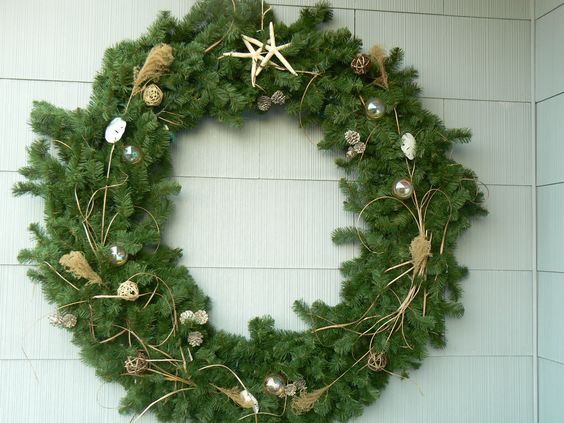 coastal wreath