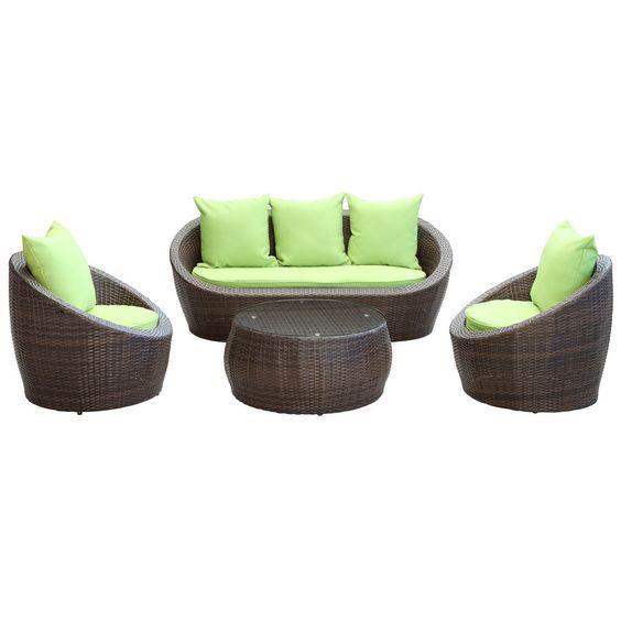 Modway Furniture Avo 4 Piece Outdoor Patio Sofa Set #design #homedesign #modern #modernfurniture #design4u #interiordesign #interiordesigner #furniture #furnituredesign #minimalism #minimal #minimalfurniture