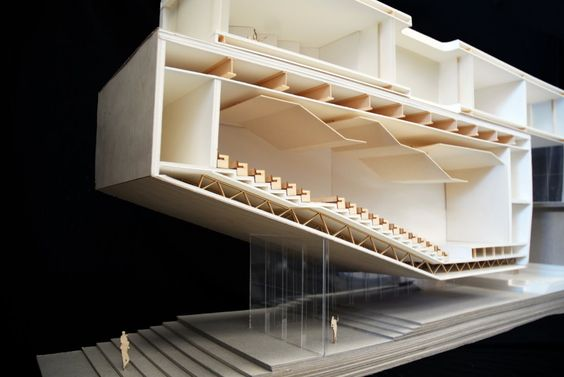 SECTION(AL) MODELS….. http://uhmichael.blogspot.com/2011/05/echo-park-school-of-performing-arts_1999.html ….in this phase of the project, we constructed two large models to begin to understand the structural systems and details of our designs. these...