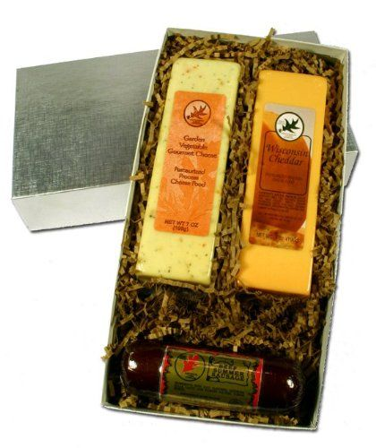 26% Off was $34.80, now is $25.78! Northwoods Cheese 169 Cheese and Sausage Assortment 1