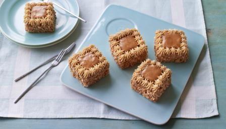 Genoise Cake Recipe Great British Bake Off