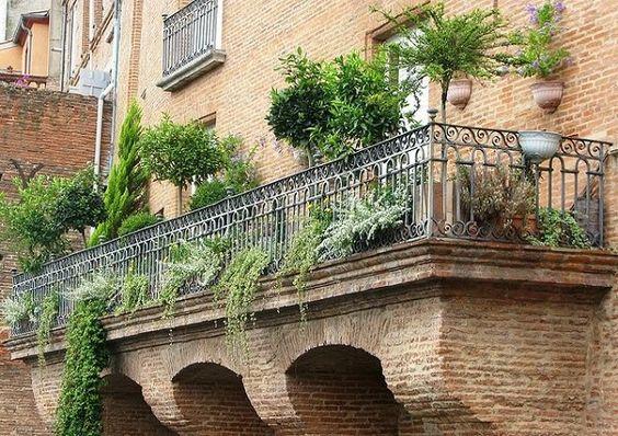 Guia de jardin: Balcones perfectos